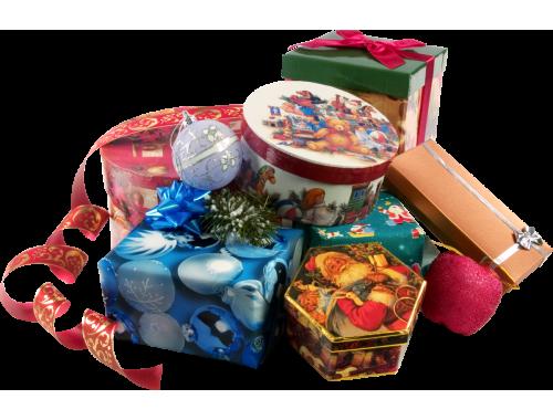 Подарки и праздник