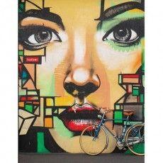 """Тетрадь на кольцах А5 (175х220 мм), 160 л., картонная обложка, клетка, HATBER, """"Street ART"""", 160ТК5В1_22821"""