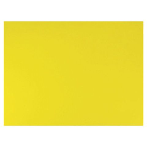 "Бумага (картон) для творчества (1 лист) SADIPAL ""Sirio"" А2+ (500х650 мм), 240 г/м2, желтый, 7886"