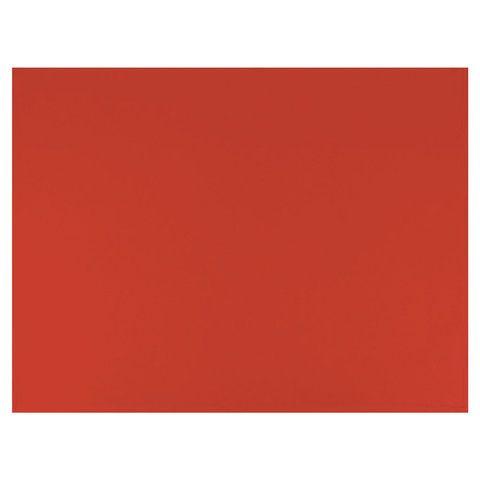 "Бумага (картон) для творчества (1 лист) SADIPAL ""Sirio"" А2+ (500х650 мм), 240 г/м2, красный, 7873"