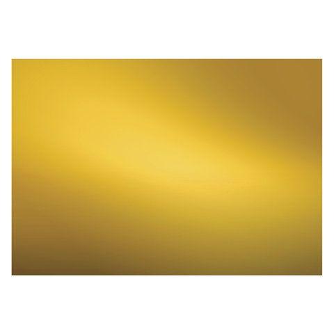 "Бумага (картон) для творчества (1 лист) SADIPAL ""Sirio"" А2+ (500х650 мм), 225 г/м2, золотая фольга, 20261"