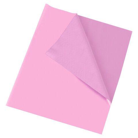 Клеёнка настольная ПИФАГОР для уроков труда, ПВХ, розовая, 69х40 см, 228115