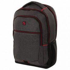 """Рюкзак BRAUBERG универсальный, с отделением для ноутбука, """"BOSTON"""", серый, 47х30х14 см, 228867"""