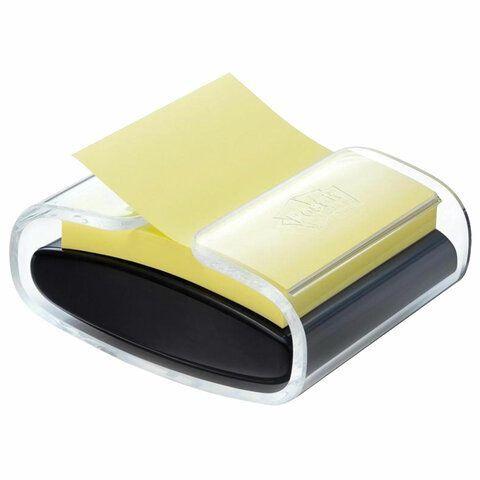 "Диспенсер для Z-блоков (стикеров) POST-IT ""Классика"" + Z-блок в комплекте 76x76 мм, 90 л., PRO-B"