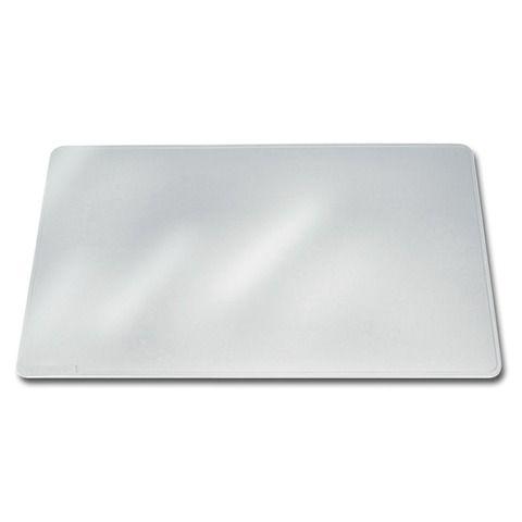 """Коврик-подкладка настольный для письма (650х500 мм), прозрачный """"DURAGLAS"""", DURABLE (Германия), 7113-19"""