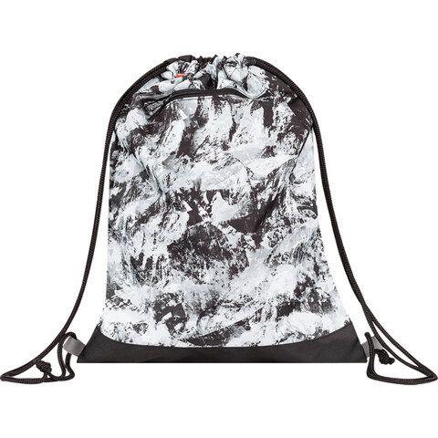 """Мешок для обуви TIGER FAMILY, прочный, на шнурке, дополнительный карман, """"Mountain"""", 48x38 см, 270253"""