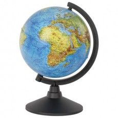 """Глобус физический GLOBEN """"Классик"""", диаметр 210 мм, К012100007"""
